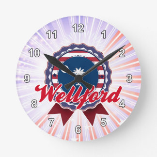 Wellford, SC Reloj