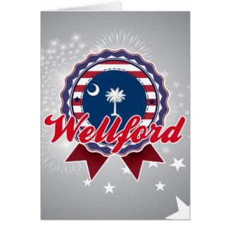 Wellford, SC Felicitacion