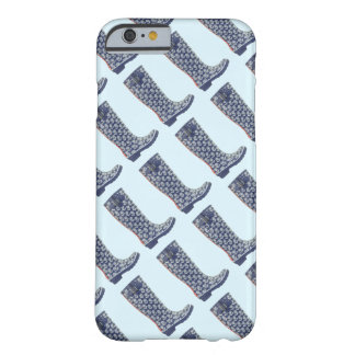 ¿Wellies conseguido? Funda Barely There iPhone 6