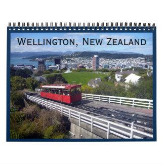wellington 2018 calendar