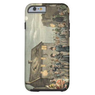Wellington and Blucher Meeting by Accident at the Tough iPhone 6 Case