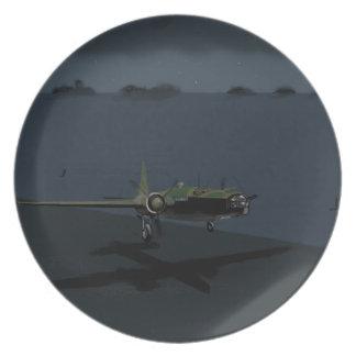 Wellington Bomber Plates