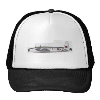 wellington british bomber mesh hat
