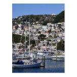 Wellington Harbour Postcards