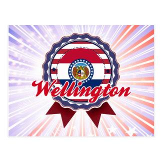 Wellington, MES Postal
