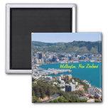 Wellington New Zealand magnets