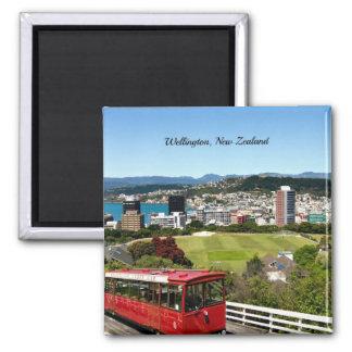 Wellington, Nueva Zelanda Imán Cuadrado