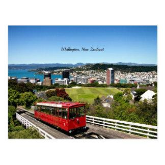 Wellington, Nueva Zelanda Postal