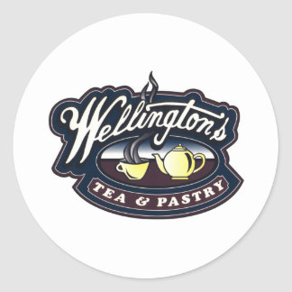Wellington's Wear Sticker
