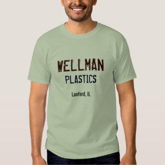 Wellman Plastics Tee Shirt