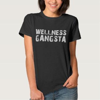 WELLNESS GANGSTA TEE — REBELLE WELLNESS