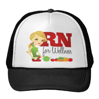 Wellness RN Products Hats