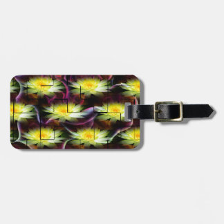 Wellness Water Lily Bag Tag
