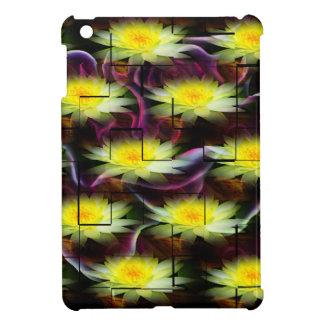 Wellness Water Lily iPad Mini Covers