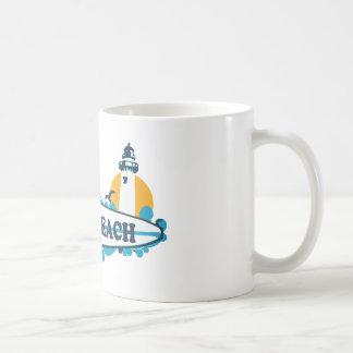 Wells Beach - Surf Design. Coffee Mug