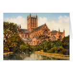 Wells Cathedral Somerset England Note Card