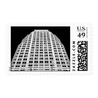 Wells Fargo Center Stamp