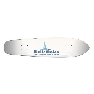 Wells Maine. Skate Board Decks