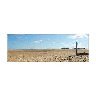 WELLS-NEXT-THE-SEA NORFOLK UK CANVAS PRINT