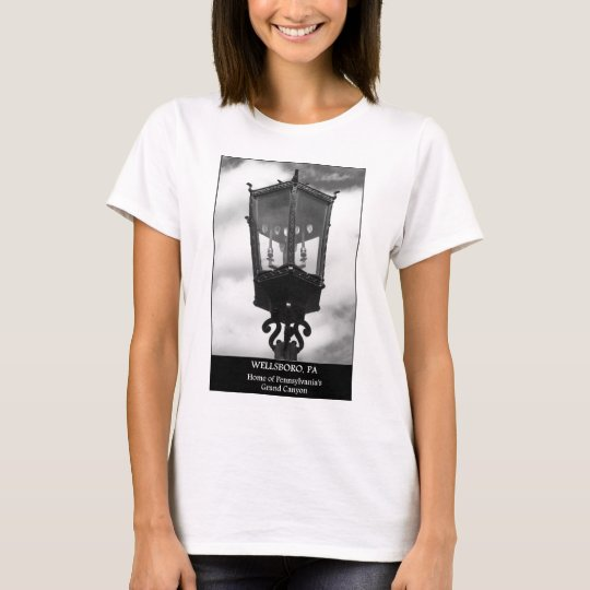 Wellsboro, PA  Home of Pennsylvania's Grand Canyon T-Shirt