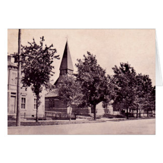 Wellston Ohio Presbyterian Church Greeting Card