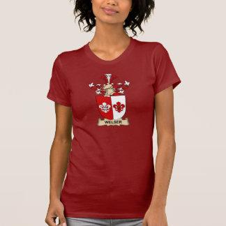 Welser Family Crest Tshirts
