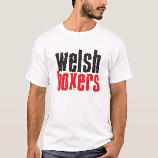 Welsh Boxers T Shirt Classic