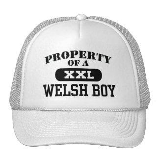 Welsh Boy Hat