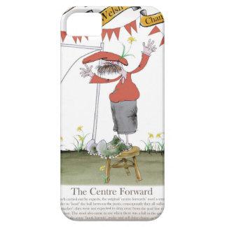 welsh centre forward iPhone SE/5/5s case