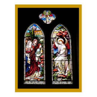 WELSH CHURCHES UK POSTCARD