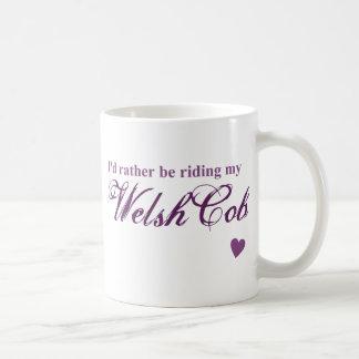 Welsh Cob Coffee Mug