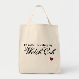 Welsh Cob Tote Bag