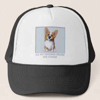 Welsh Corgi 1 Favorite Trucker Hat