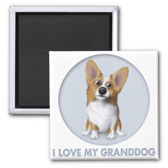 Welsh Corgi 1 Granddog Magnet Zazzlecom