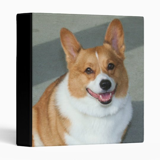 Welsh Corgi binder