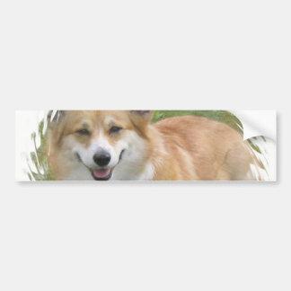 Welsh Corgi Bumper Sticker