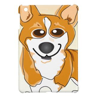 Welsh Corgi Dog Art iPad Mini Case