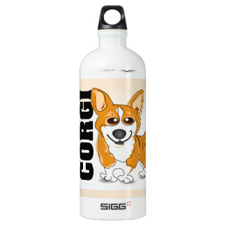 Welsh Corgi Dog Art SIGG Traveler 1.0L Water Bottle