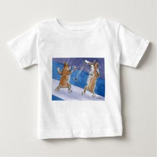 Welsh Corgi dog fencing Shirt