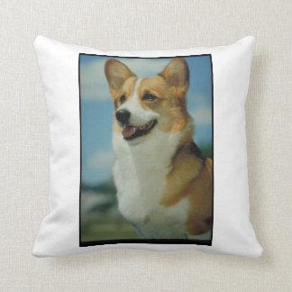 Welsh Corgi Dog MoJo Pillow