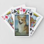 Welsh Corgi Dog Playing Cards