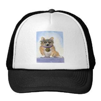Welsh Corgi dog The Victorious winner Trucker Hat