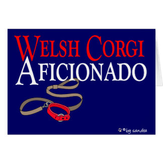 Welsh Corgi Greeting Cards