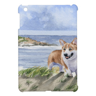 Welsh Corgi iPad Mini Covers