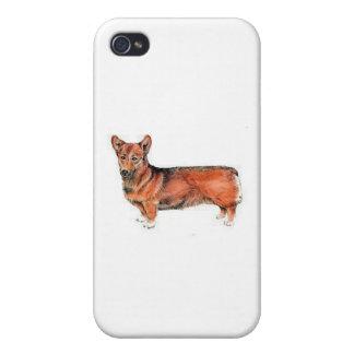 Welsh Corgi iPhone 4/4S Cases