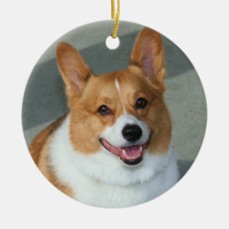 Welsh Corgi ornament