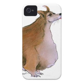 Welsh Corgi, tony fernandes iPhone 4 Covers