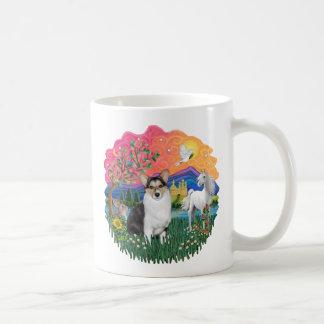 Welsh Corgi (Tri color) Mugs