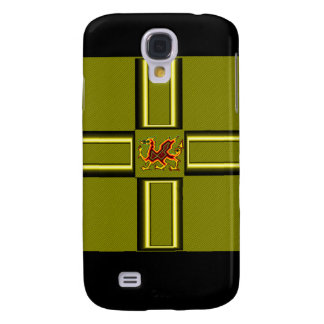 WELSH DRAGON 1 GALAXY S4 COVER