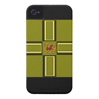 WELSH DRAGON 1 iPhone 4 CASES